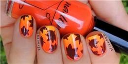 Những mẫu nails cuối thu cực hot cho nàng dạo phố