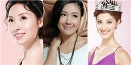 Những nàng Hoa hậu Hong Kong xuất thân từ