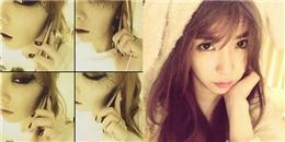 Taeyeon hóa trang nhân dịp Halloween, Tiffany cũng hóa thân thành chú thỏ