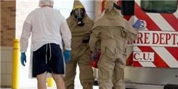 Y tá Mỹ tiết lộ không mặc đồ bảo hộ khi chăm sóc bệnh nhân Ebola