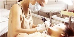 Những rủi ro kinh hoàng tiềm ẩn khi phun, xăm môi