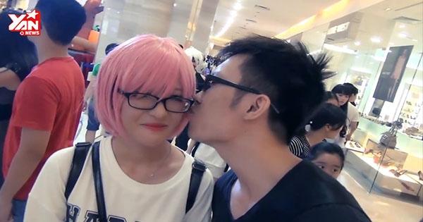 Cư dân mạng bức xúc với chàng trai Việt đi khắp nơi xin hôn các bạn gái