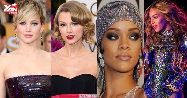 """Những ngôi sao bị """"soi mói"""" nhiều nhất hành tinh năm 2014"""