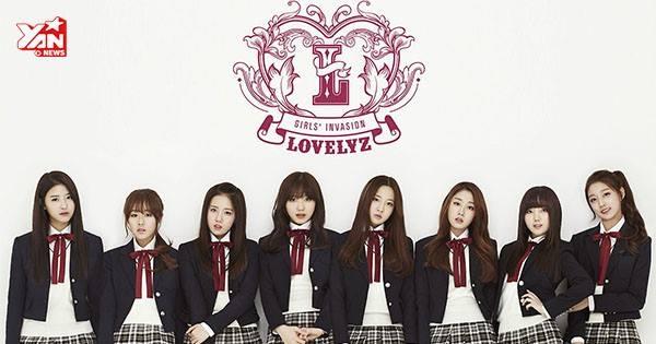 """""""SNSD phiên bản mới"""" Lovelyz tung MV đầu tay hút hồn fan Kpop"""