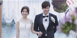 Song Jae Rim 'đứng hình' khi thấy Kim So Eun mặc áo cưới