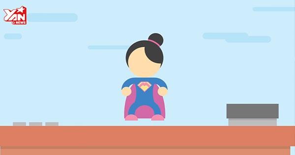 Mẹ hay là siêu nhân?