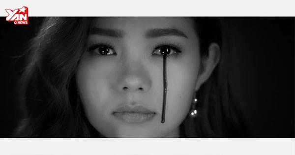 Minh Hằng khóc hết nước mắt vì mất người yêu trong MV mới