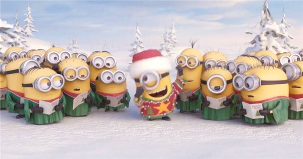 """Các chú Minions tung hit Giáng sinh mới """"cực nhắng"""""""