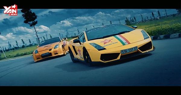 """Nóng mắt với trailer """"Fast & Furious"""" phiên bản Việt"""