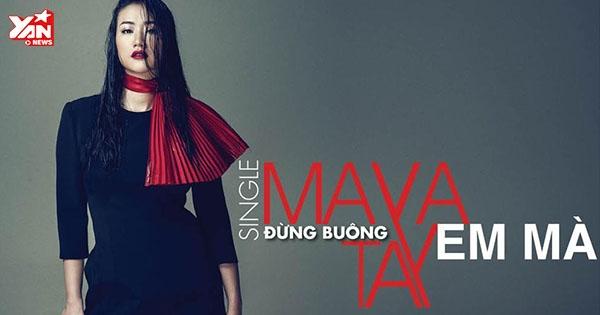 Maya tung MV thực hiện trước lúc bầu bí