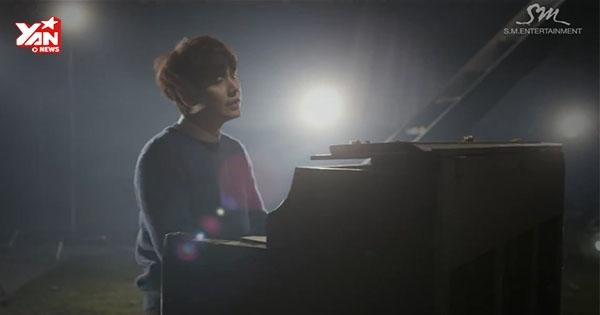 """Giọng hát chính của Super Junior """"đánh lẻ"""" với MV cực tình cảm"""