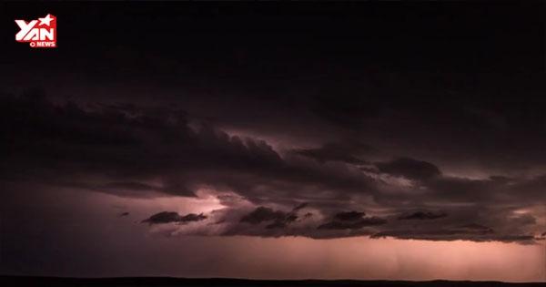 Cận cảnh quá trình hình thành những cơn bão ngoạn mục