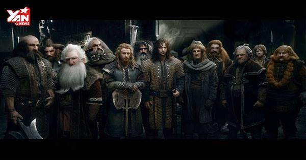 Hoành tráng với trailer cuối cùng của The Hobbit