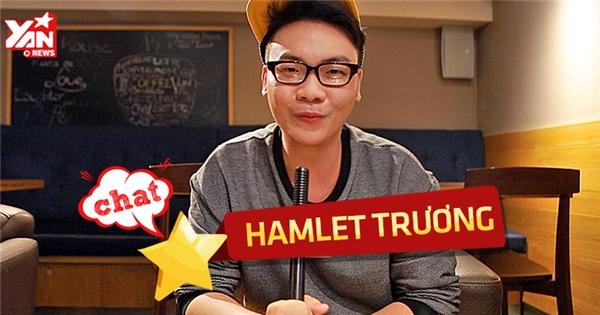 """Hamlet Trương: """"Xin được xếp sau Iris Cao và Anh Khang"""""""