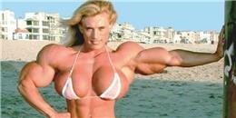 7 cô gái có cơ bắp cuồn cuộn vượt quá sức tưởng tượng