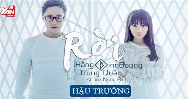 Bật mí câu chuyện đằng sau hit mới của Trung Quân Idol và Hằng Bing Boong