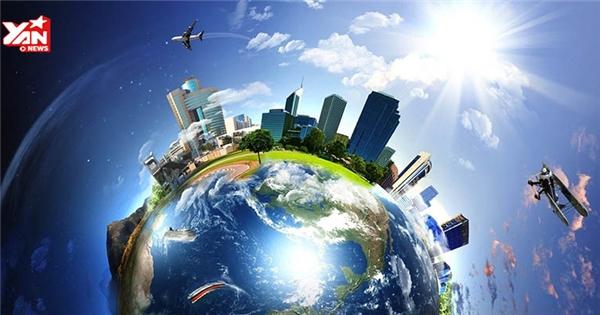Thế giới 2014 trong 8 phút