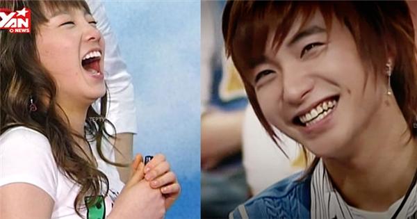 """Thần tượng Kpop và những nụ cười không """"đụng hàng"""""""