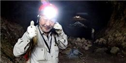 Theo chuyên gia Nhật vào hang núi lửa Krông Nô