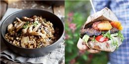 Những món ăn chế biến từ nấm ngon