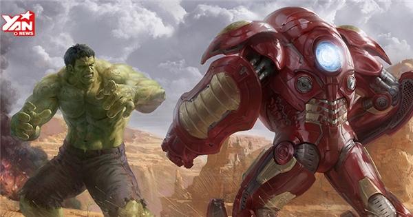 Siêu anh hùng lục đục nội bộ trong trailer mới của Avengers 2