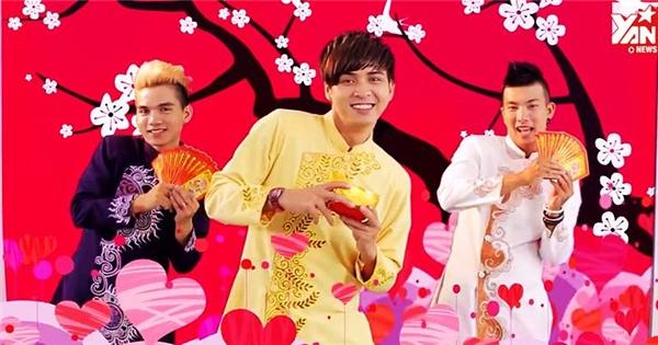 """Hồ Quang Hiếu """"bùng cháy"""" với hit xuân khủng"""