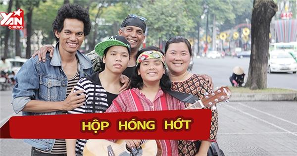 """""""Bắt cóc"""" cậu bé gốc Việt có tài ca hát điêu luyện ngay giữa Sài Gòn"""