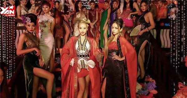 Thái Y Lâm hóa geisha hạ độc đàn ông