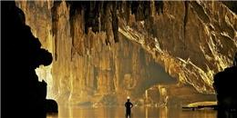 Sơn Đoòng lọt top 15 hang động huyền ảo nhất thế giới