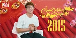 [Tết 2015] Duy Khánh Zhou Zhou nói về
