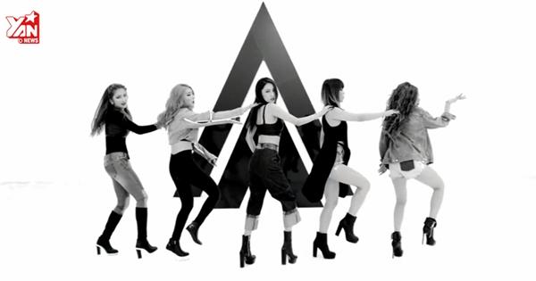 4Minute tung bản vũ đạo cực nóng cho hit mới