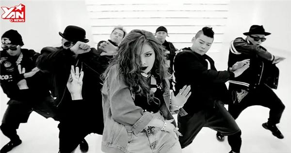 """4Minute tung MV quá """"chất"""" giữa nghi án đạo nhái 2NE1"""