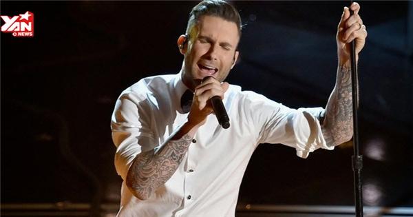"Oscar 2015 phần 1: Adam Levine khiến day dứt với ""Lost stars"""
