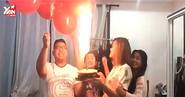 Hài hước với bữa tiệc sinh nhật nhớ đời