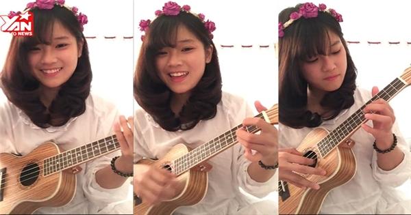 """Giọng ca thánh thót Chibi Hoàng Yến đốn tim khán giả với hit """"My everything"""""""