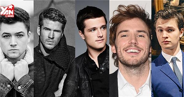 """Những hotboy mới của Hollywood """"đốn tim"""" phái nữ"""
