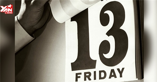 Tại sao thứ 6 ngày 13 lại là ngày xui xẻo?
