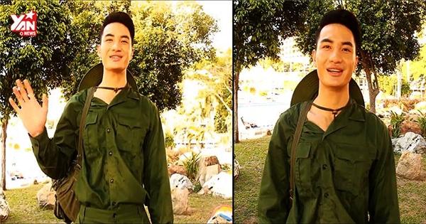 """""""Choáng"""" với khả năng ngoại ngữ của đại diện Việt Nam tại Mister Global 2015"""