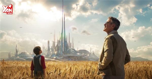 Lạc vào thế giới 2 chiều trong siêu phẩm mới nhất của Disney