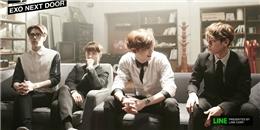 D.O (EXO) thấy khó khăn khi đóng phim cùng các thành viên khác