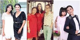 Những ngôi sao Việt làm bố mẹ khi tuổi còn teen