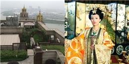Chiêm ngưỡng biệt thự như cung điện của 'Vi Phi' Trương Đình