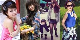 Mi Vân – Hành trình từ cô hot girl thành bà mẹ đơn thân
