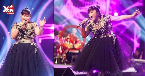"""""""Nàng béo"""" Bích Ngọc chinh phục giám khảo nước Mỹ khi cover hit khủng của Whitney Houston"""