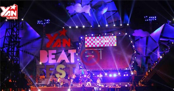 """[YAN Beatfest 2015] Các nghệ sĩ và khán giả đã có một đêm thật sự """"bùng cháy"""""""