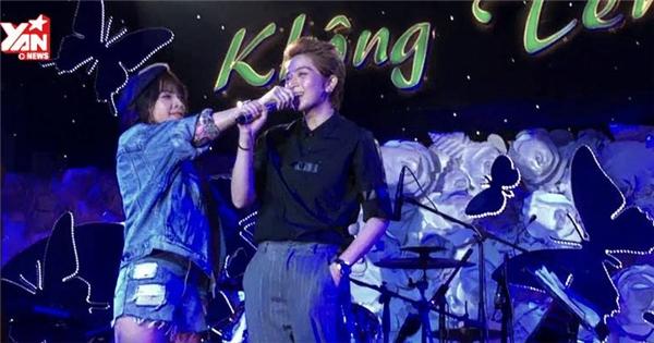 """Chi Pu hát """"My Everything"""" tặng Gil Lê trong ngày sinh nhật"""