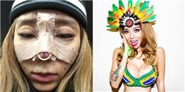 """Nữ DJ gợi cảm số 1 Malaysia công khai loạt ảnh """"đại tu"""" gây sốc"""