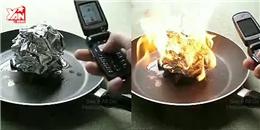 Hỏa hoạn khi nghe điện thoại ở trạm xăng, hoàn toàn có thể!