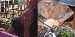 Đau lòng nhiều người chết và mất tích sau mưa lũ kinh hoàng
