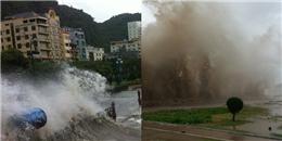 Khẩn cấp: Bão số 1 chính thức đổ bộ vào Quảng Ninh - Hải Phòng, gây mưa gió kinh hoàng